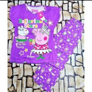 Kids pajama/ pambahay 3t-4t