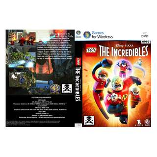 (PC) LEGO The Incredibles