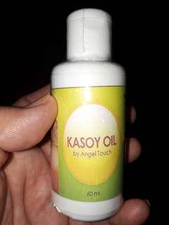 Kasoy oil for dandruf,itchnes,wart,kulugo etc