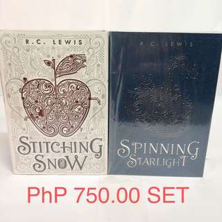 YA Books (Stitching Snow Series)