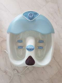 Bubble Footspa Massager