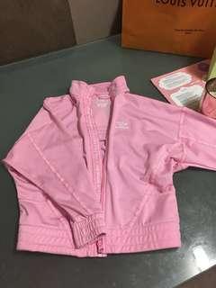 Adidas girls jacket
