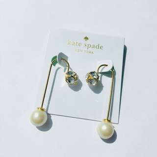 Kate Spade Earrings (全新)
