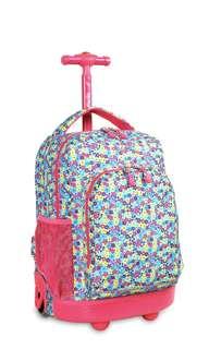 original JWORLD Backpack Trolley