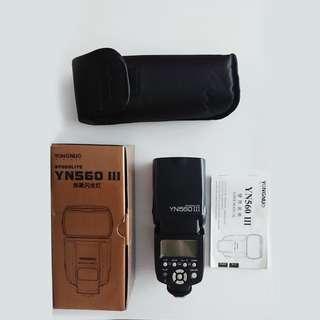 YN-560III 永諾 閃光燈 離閃 支援 Canon Nikon