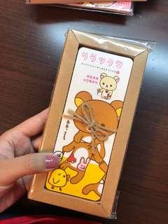 🚚 拉拉熊可愛收藏圖卡(日本帶回)