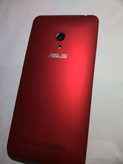 ASUS ZENFONE 5 Red Mulus Seperti Baru.