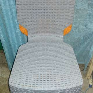 Rattan Plastic Chair