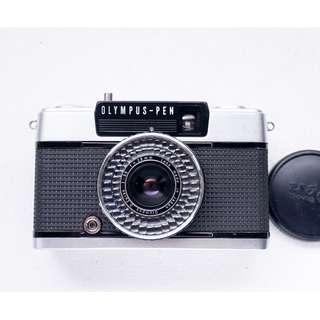 Olympus Pen EE-3 Half frame film camera