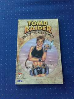 TOMB RAIDER Saga of the Medusa Mask