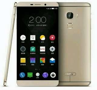 高登捌伍樂視 LeEco Le Max pro6.33 寸 2K屏 高通S820 4G ram 64G rom 2100萬鏡頭 香港 google play 繁中 NFC 門市交收香港保養