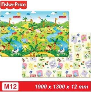 LG Playmat M12 rainforest fisherprice