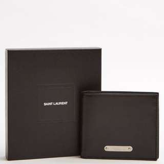 Saint Laurent wallet YSL 男裝 銀包