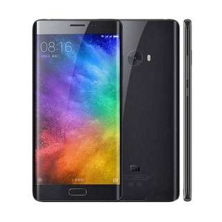 Kredit Xiaomi Mi Note 2 Black Ceramic 4/64