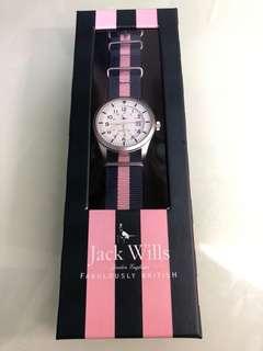Jack Wills limited edition Men's watch 限量時款手錶