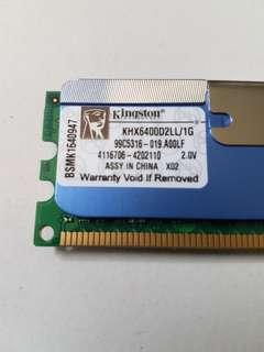 Kingston HyperX DDR2 RAM