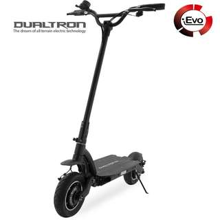 DUALTRON II S 800W 60V (EXPORT MODEL) 60V/18.2Ah (BLACK)
