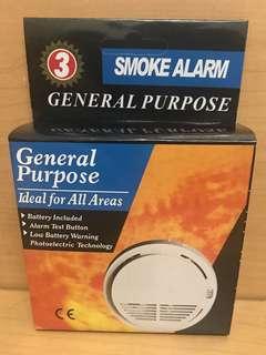 BNIB General Purpose Smoke Alarm