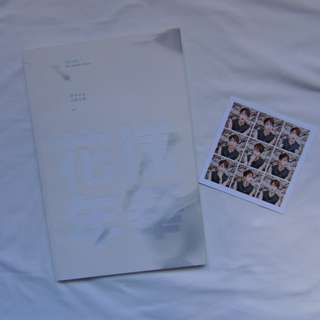 BTS HYYH (IN THE MOOD OF LOVE) with Jin photocard