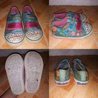 Girls preloved shoes