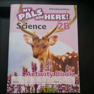 My Pals Are Here Science