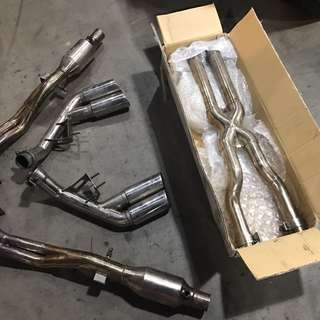 Maserati Gransport Full F1 Racing Exhaust System