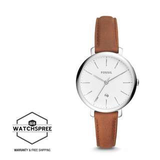 FREE DELIVERY *FOSSIL GENUINE* [ES4368] 100% Authentic with 1 Year Warranty!