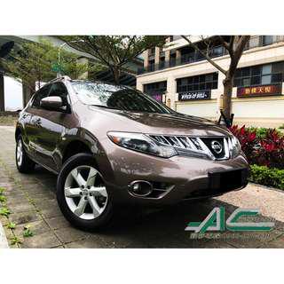 2011 日產 沐蘭諾 買車找現金 LSUV豪華休旅車動力頂級安全配備