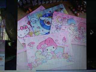 Melody A4 file bag