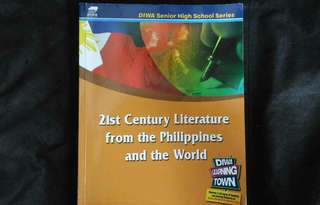 SHS Grade 11 Textbook - 21st Century Literature