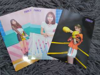 [RAYA SALE]TWICE One More Time Postcard