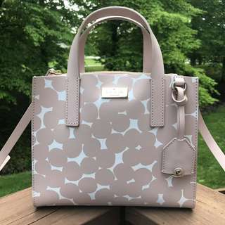 KATE SPADE PUTNAM DRIVE SPLODGE DOT ANISSA IN PINK MULTI (WKRU5458)