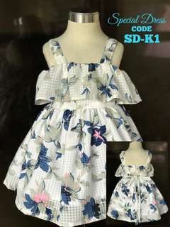 Girls Dresses (New Collections)