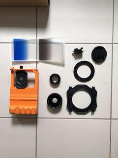 Koziro Cinema Mount - Lens Mount Rig System for Phone