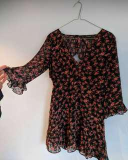 Glassons Rosy Lovers Dress
