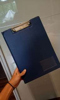 BANTEX Covered Clipboard