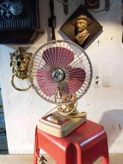 中古懷舊 三菱小型風扇