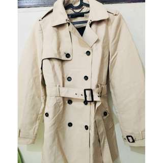 ZARA COAT WOMAN - SIZE XL (MADE IN INDONESIA)