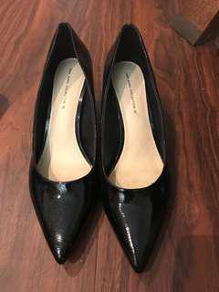 Zara Basic Collection Black Heels