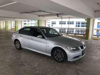 BMW E90 320i 2.0cc 2008