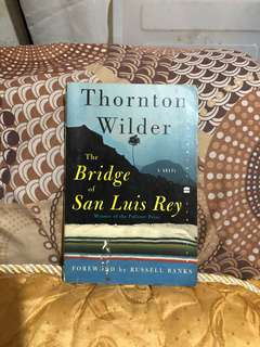 The Bridge of San Luis Rey (Thornton Wilder)