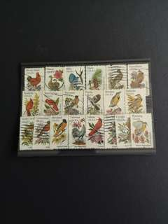 B14 USA Stamps