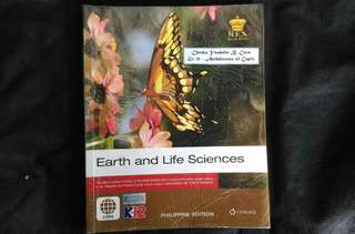 SHS Grade 11 Textbook - Earth and Life Sciences