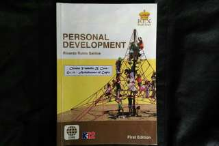 SHS Grade 11 Textbook - Personal Development
