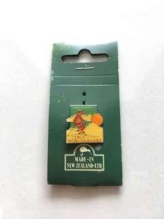 New Zealand badge souvenir collectible