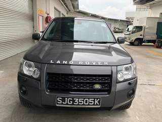 Land Rover Freelander 2, 3.2,  2008/10 SG