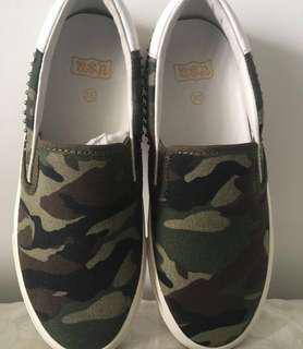 Ash Camo sneakers 35