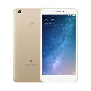 Kredit Xiaomi Mi Max 2 128GB Gold