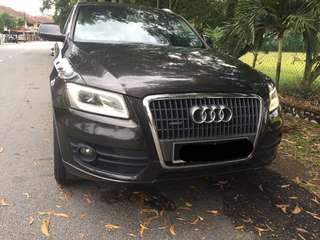 Sambung bayar Audi Q5 2.0T