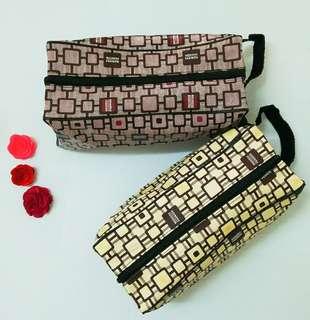 #Free Postage- Multipurpose large volume pencil case/ toiletries bag/ travel bag/ cosmetic bag